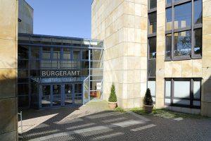Die Stadtverwaltung Böblingen